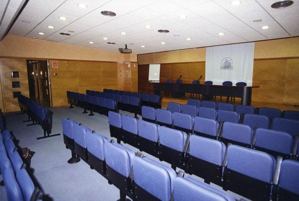 Icamat Il·lustre col·legi d'advocats de Mataró Estatuts Sala d'actes Icamat